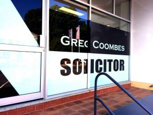 Greg Coombes Office